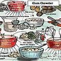 Clam Chowder by Lisa Owen-Lynch