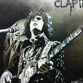 Clapton by Christian Chapman Art