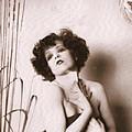Clara Bow by Glenn Aker