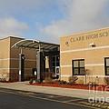 Clare High School by Terri Gostola