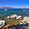 Clarity - Lake Tahoe by John Waclo