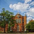 Clark Hall - University Of Alabama by Mountain Dreams