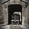 Clarks Trading Post Train by Jes Fritze