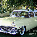Classic 1956 Ford Ranch Wagon by Charles Robinson