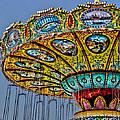 Classic Amusement Swing by Tom Gari Gallery-Three-Photography