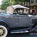 Classic Antique Car - Ford 1920s by Dora Sofia Caputo Photographic Design and Fine Art