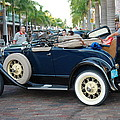 Classic Antique Convertable by Robert Floyd