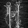 Classic - Automotive - 1930 Gas Pump Patent by Barry Jones
