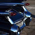 Classic Black Cadillac by Dean Ferreira