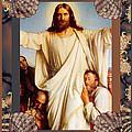 Classic Bloch Jesus by Robert Kernodle