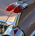 Classic 1960's Cadillac Fin by Norman Pogson