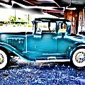 Classic Car 2 by April Patterson