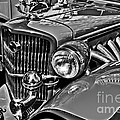 Classic Car Detail by Carlos Alkmin