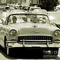 Classic Car by Optical Playground By MP Ray
