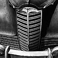 Classic Car Packard Grill by Ann Powell