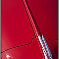 Classic Car Red - 09.20.08_456 by Paul Hasara