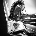 Classic Car Tail Fin by Edward Fielding