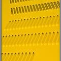 Classic Car Yellow - 09.20.08_468 by Paul Hasara