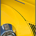 Classic Car Yellow - 09.20.08_471 by Paul Hasara