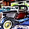 Classic Cars 2 by April Patterson