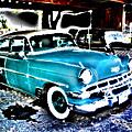 Classic Cars by April Patterson