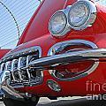 Classic Chevrolet Corvette Automobile by Kevin McCarthy