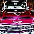 Classic Chevy by April Patterson