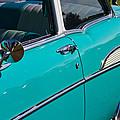 Classic Chevy by Bernard  Barcos