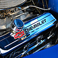 Classic Chevy Power Plant by David Lee Thompson