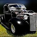 Classic Chevy Truck by Steve McKinzie