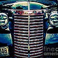 Classic Chrome Grill by Perry Webster