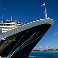 Classic Cruise Ship 2 by Arthur Dodd