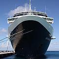 Classic Cruise Ship by Arthur Dodd