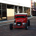 Classic Custom Hotrod by Robert Floyd