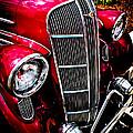 Classic Dodge Brothers Sedan by Joann Copeland-Paul