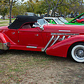 Auburn 1936 Roadster Classic Elegance by JG Thompson