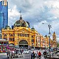 Classic Melbourne by Az Jackson
