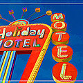 Classic Old Neon Signs by Edward Fielding
