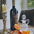 Classic Orange by Lori Pittenger