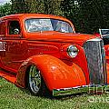Classic Orange by Randy Harris