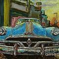Classic Pontiac by William Reed