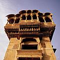 A Rajasthan Haveli by Shaun Higson