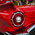 1957 Ford Thunderbird Classic Car  by Jerry Cowart