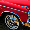 Classic Red Studebaker by Mike Martin