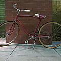 Classic Schwinn Bike  by David Lovins