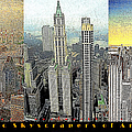 Classic Skyscrapers Of America 20130428 by Wingsdomain Art and Photography