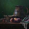Classic Still Life by Sergey Levin