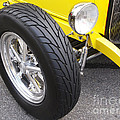 Classic Tire Tread by Ann Horn