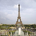 Classic View Of Paris by For Ninety One Days