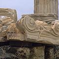 Classical Ruins by Mark Greenberg